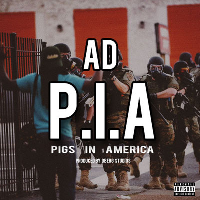 PIA (Pigs in America) Cover