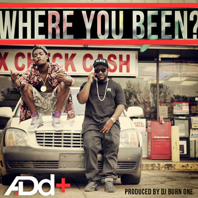 Where You Been? Cover