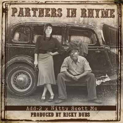 Partners in Rhyme Cover