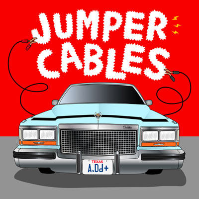 Jumper Cables Cover