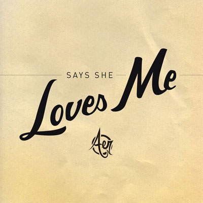 Says She Loves Me Cover