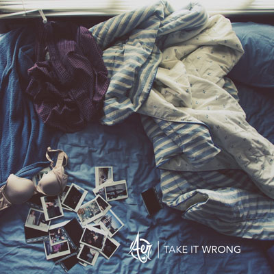 Take It Wrong Promo Photo