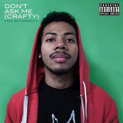 Don't Ask Me (Crafty) Cover
