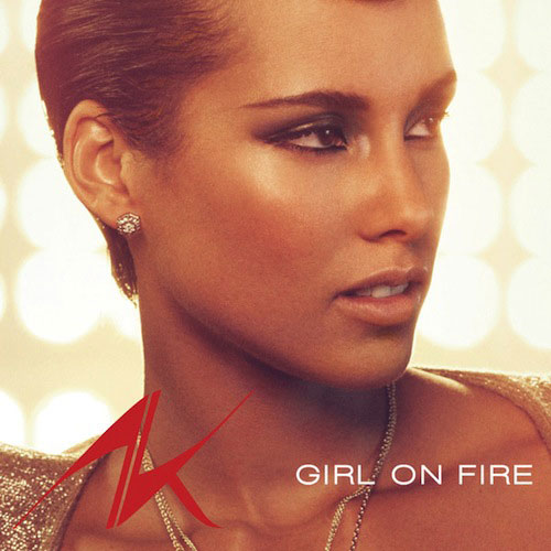 Girl on Fire Promo Photo