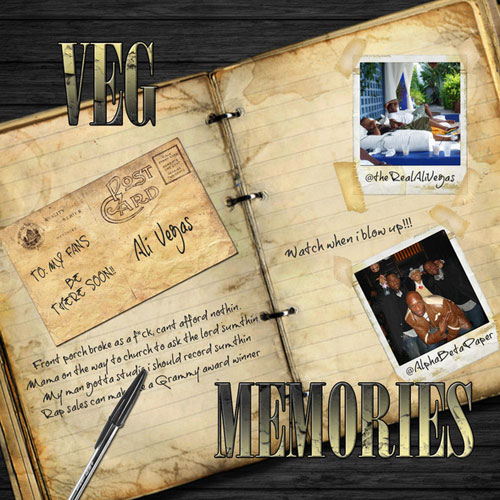 Veg Memories  Cover