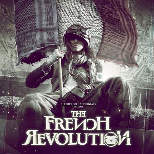 Revolution on My Brain Cover