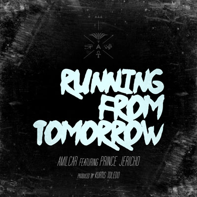 Running From Tomorrow Cover