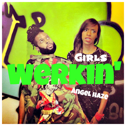 Werkin' Girls Cover