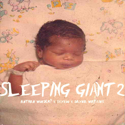 Sleeping Giant 2 Cover