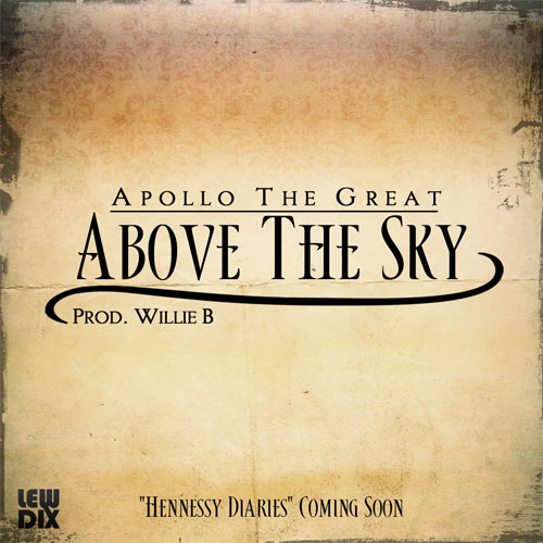 Above The Sky Cover