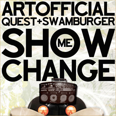 Show Me Change Cover