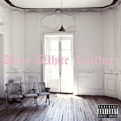 Dirty White Leathers Cover