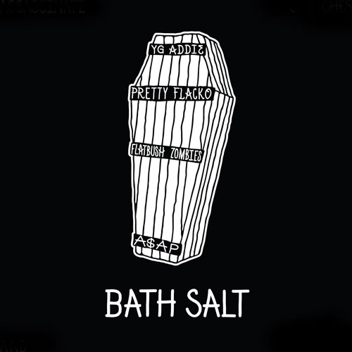 Bath Salt Cover