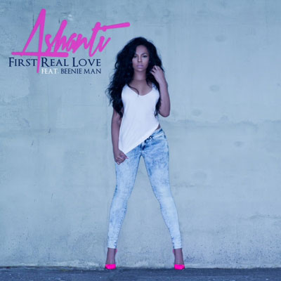 First Real Love Cover