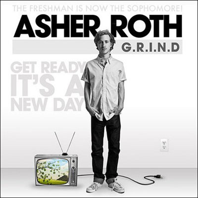 G.R.I.N.D. (Get Ready It's a New Day) Cover
