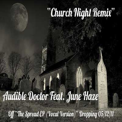 Church Night (Remix) Promo Photo