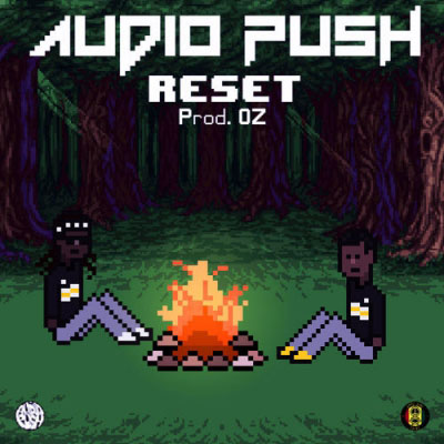 Audio Push - Reset Artwork