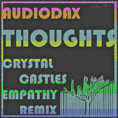 Thoughts (Crystal Castles Remix) Cover