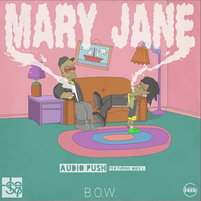 Mary Jane Cover