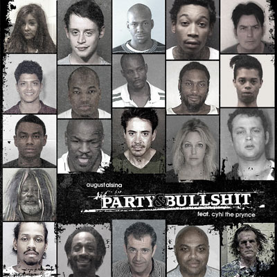 Party and Bullsh*t Cover