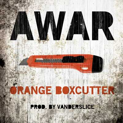 Orange Boxcutter Cover