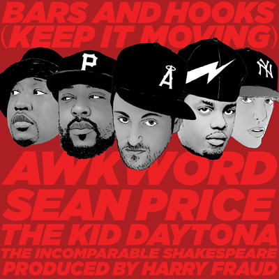 Bars & Hooks (Keep It Moving)  Promo Photo