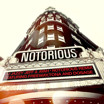 Notorious (Remix) Cover