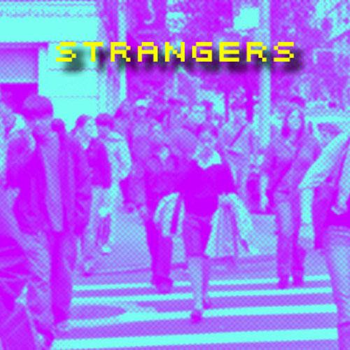 I/O - Strangers Artwork