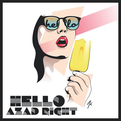 azad-right-hello