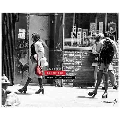 Azad Right ft. Joell Ortiz & SPNCR - Son of Sam (Remix) Artwork