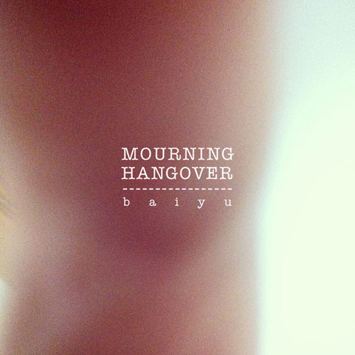 Mourning Hangover Promo Photo