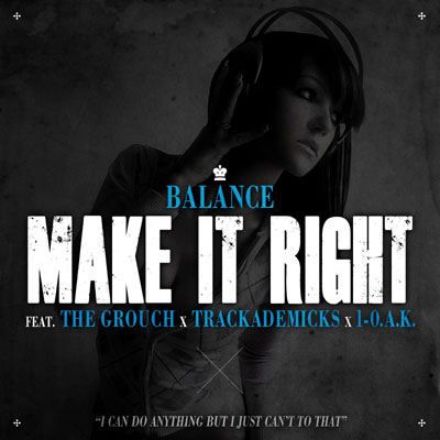 Make It Right Cover