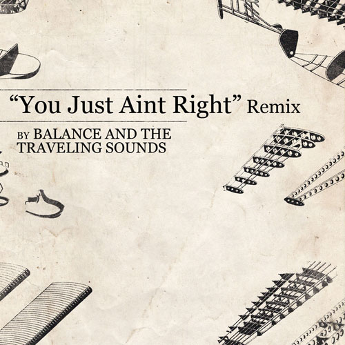 You Just Aint Right (Remix) Cover