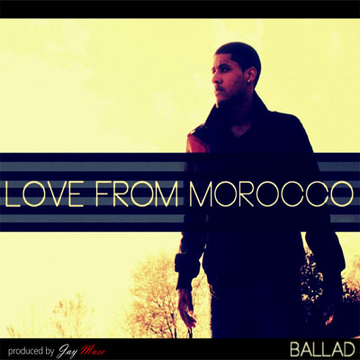 Love From Morocco Cover