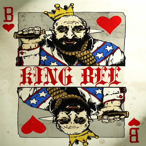 King Bee Cover