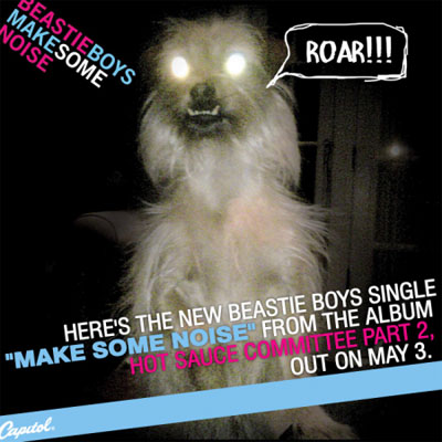 Make Some Noise Promo Photo