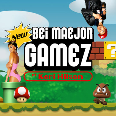 Gamez Cover