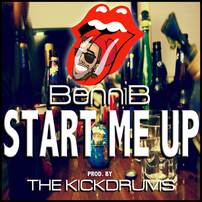 Start Me Up Cover