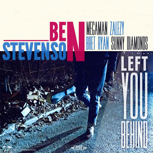 Left You Behind Cover
