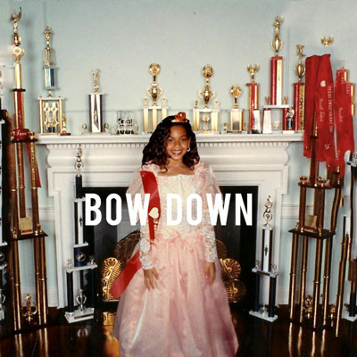 Bow Down / I Been On Cover
