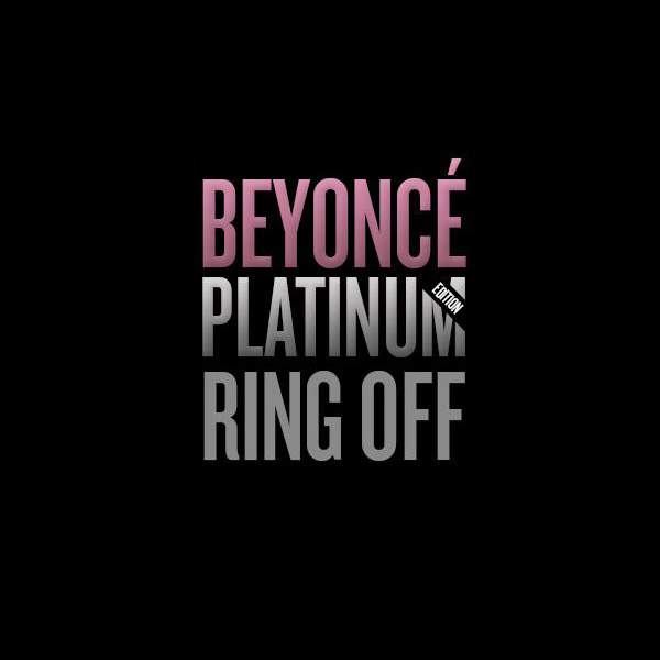 Beyoncé - Ring Off Artwork