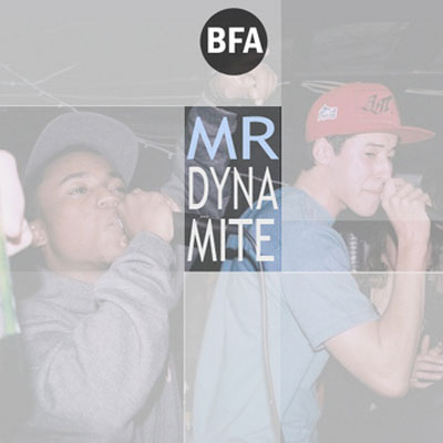 Mr. Dynamite Cover