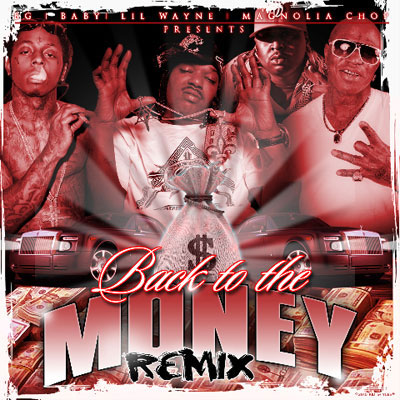 Back to the Money (Remix) Cover