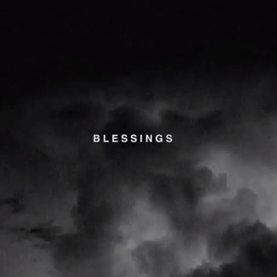 Big Sean ft. Drake - Blessings Artwork