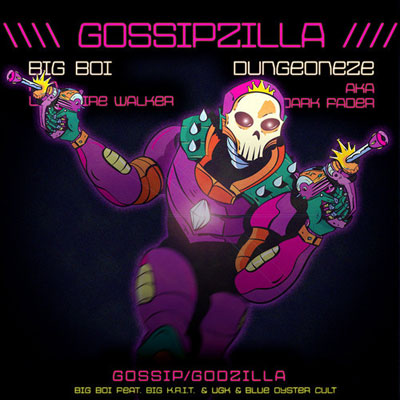 GossipZilla Cover