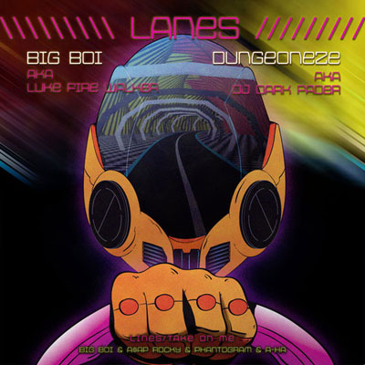 Lanes Cover