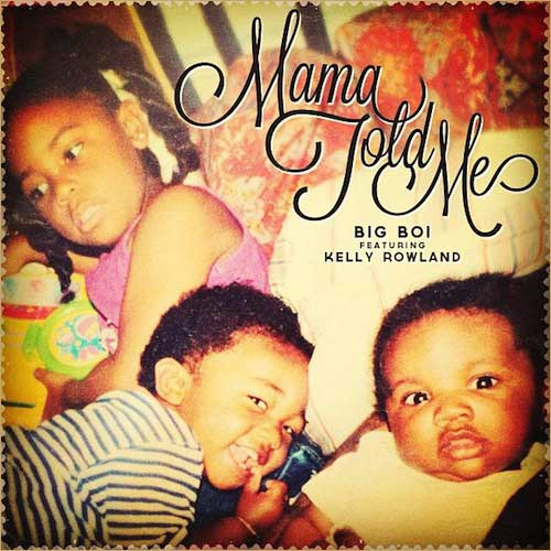 Mama Told Me Cover