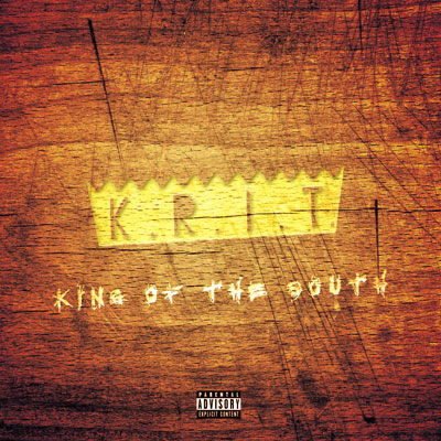 Big K.R.I.T. - King Of The South Artwork