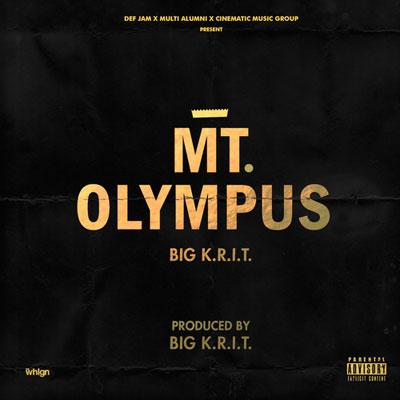 MT. Olympus Cover