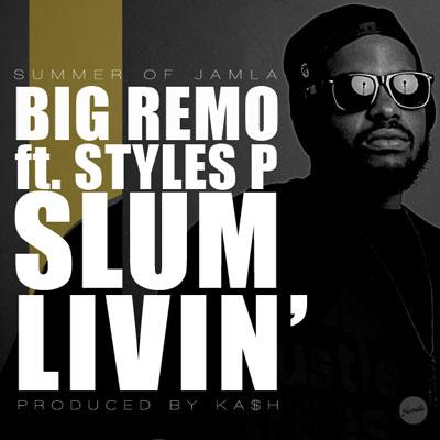 Slum Livin Cover